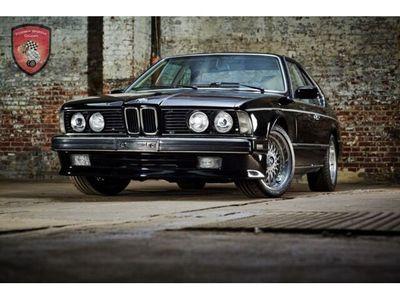 käytetty BMW M635