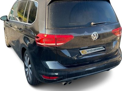 gebraucht VW Touran Touran1.8 TSI DSG Highline AHK Standheizung Navi LED