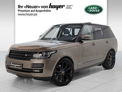 gebraucht Land Rover Range Rover Aut Vogue bei Gebrachtwagen.expert