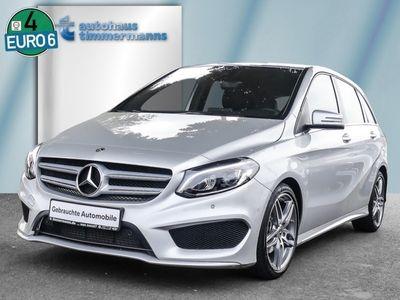 gebraucht Mercedes B180 AMG Line LED NAVI