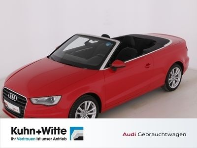 gebraucht Audi A3 Cabriolet Attraction 1.4 TFSI *Lederlenkrad*Einparkhilfe*Sitzheizung*