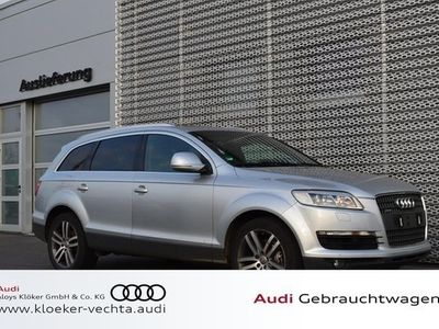 gebraucht Audi Q7 3.0 TDI quattro tiptronic Panodach Navi Leder S
