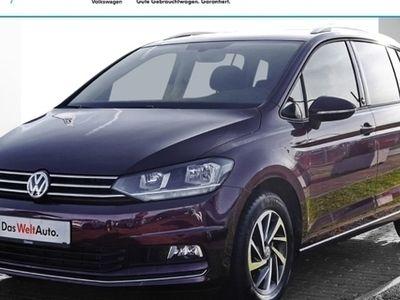 gebraucht VW Touran Sound BMT Start-Stopp 2.0 TDI 7-Sitzer Navi Tel.-Vorb.