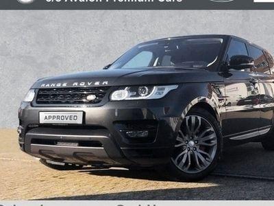 gebraucht Land Rover Range Rover Sport SDV6 HSE Dynamic HUD+ACC