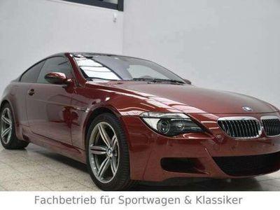 gebraucht BMW M6 Coupé 61 Tkm Perfect Cond.