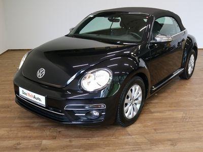 gebraucht VW Beetle Cabriolet 1.2 TSI Design Navi PDC LM