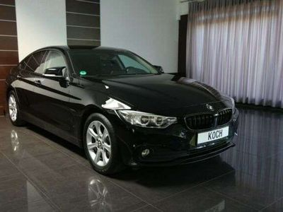 gebraucht BMW 418 Gran Coupé d NAVI-KAMERA-BI XENON!