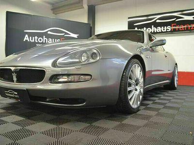 gebraucht Maserati Coupé 4200Cambiocorsa*deutsches Fahrzeug*