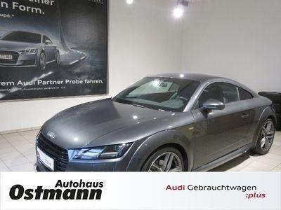 gebraucht Audi TT Coupé 1.8 TFSI 132 kW (180 PS) 6-Gang