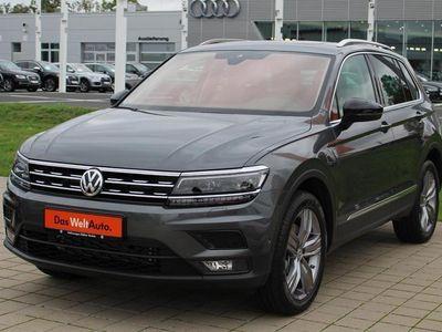 gebraucht VW Tiguan 2.0 TDI DSG 4Motion IQ.Drive ALS Panorama L