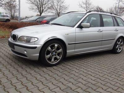 """gebraucht BMW 318 i touring Edition Lifestyle Klimaaut., 17""""M"""