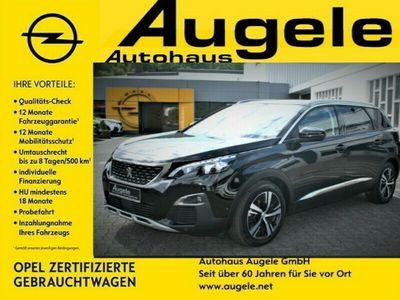 gebraucht Peugeot 5008 ALLURE BLUE-HDI 130 BTH, 7 Sitze, Navi, uvm