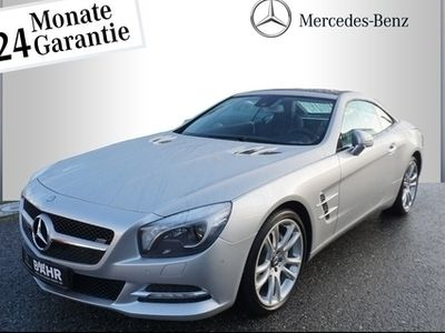 gebraucht Mercedes SL350 Roadster COMAND APS/Pano.-Dach/Styling