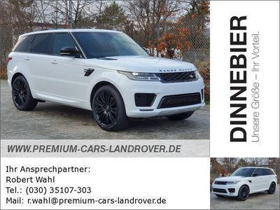 gebraucht Land Rover Range Rover Sport P400 HSE Dynamic | RANGE ROVER Berlin Neuwagen, bei Autohaus Dinnebier GmbH
