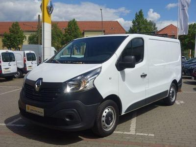 second-hand Renault Trafic Lkw Basis 1.6 dCi 90 L1H1 2,7t Dachaufbau