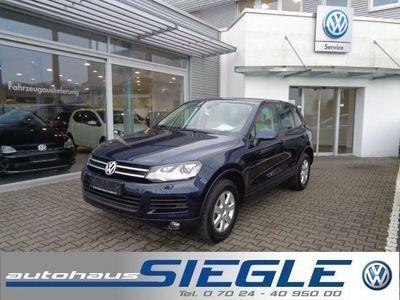 gebraucht VW Touareg 3.0 V6 TDI 4Motion*Leder*Navi*Xenon*Stan