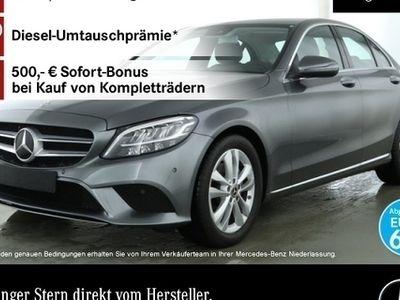 gebraucht Mercedes C220 d Avantgarde LED Kamera PTS 9G Sitzh Temp