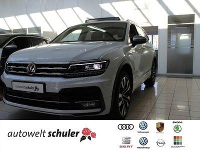 gebraucht VW Tiguan Allspace Highline 2,0 l TDI SCR 4MOTION 1