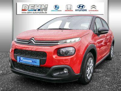 gebraucht Citroën C3 PURETECH 82 FEEL Mirror SHZ Klimaaut