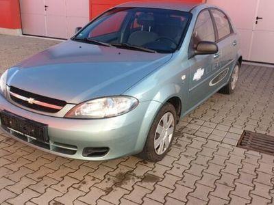 gebraucht Chevrolet Lacetti 1,4/KLIMA/87.000KM/SCHECKHEFT/