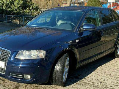 gebraucht Audi A3 Sportback 1.6 FSI S line Sportpaket plus als Limousine in Schöffengrund