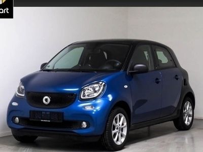 käytetty Smart ForFour 66kW passion cool&Audio SHZ Pano LED PDC