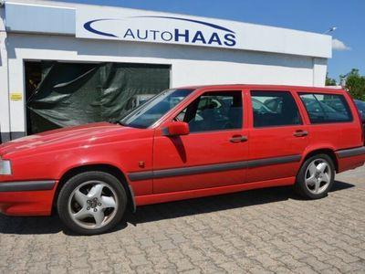 gebraucht Volvo 850 2.5-20V Benzin u Gas