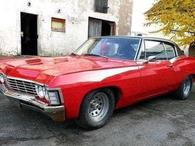 gebraucht Chevrolet Caprice Chevy Impalanich ganz ... als Sportwagen/Coupé in Cotta