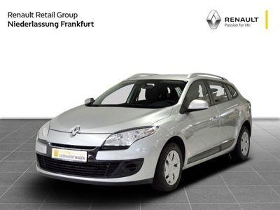 gebraucht Renault Mégane III GRANDTOUR EXPREESION 110 dCI Klimaanl