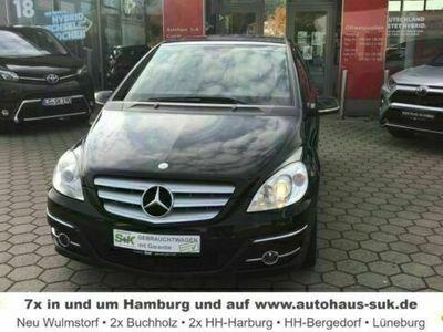 gebraucht Mercedes B170 B 170+AUTOMATIK+KLIMA+PDC+SITZHZG+FREISPRR