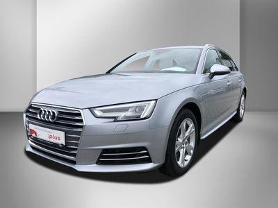gebraucht Audi A4 Avant 2.0 TFSI S-tronic sport AHK Navi LED Stan