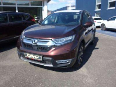 gebraucht Honda CR-V 1.5T 4WD CVT Lifestyle Automatik