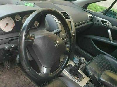 gebraucht Peugeot 407 sw 170 ps biturbo tüv 7/22
