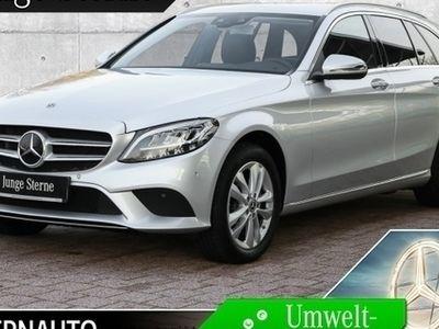 gebraucht Mercedes C220 d 4M Avantg. Autom.COMAND DISTR.LED RÃKa