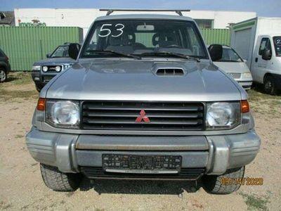 gebraucht Mitsubishi Pajero 2.8TD GLS 7 SITZER!