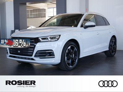 gebraucht Audi Q5 55 TFSI e quattro S line ACC Matrix B&O VC