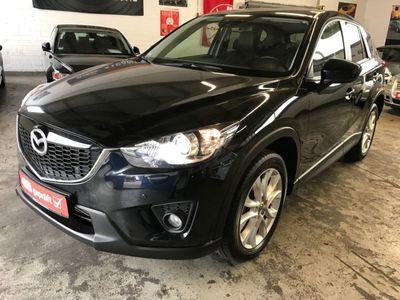 gebraucht Mazda CX-5 Sports-Line AWD Navi Kamara Xenon 49000KM