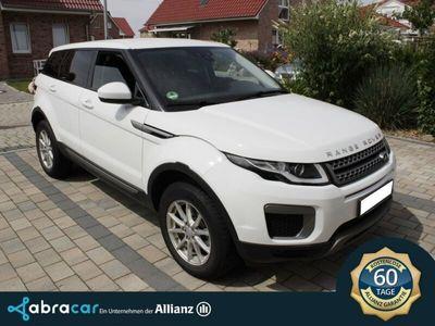 gebraucht Land Rover Range Rover evoque Pure 2.0 TD4*Navi*PDC*Kamera*