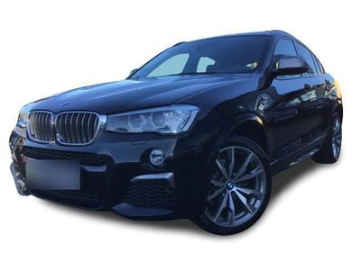 gebraucht BMW X4 M40 i EURO 6 Aut Temp Navi Alarm LED Klima PGD