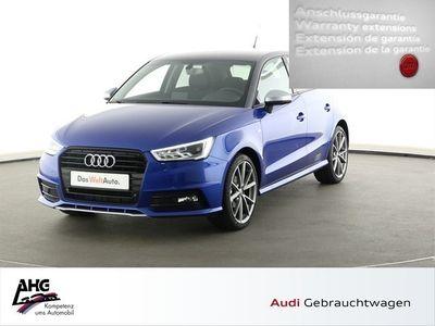 gebraucht Audi A1 Sportback sport 1.0 TFSI S tronic Sport S line Xenon Navi GRA LM-Felge