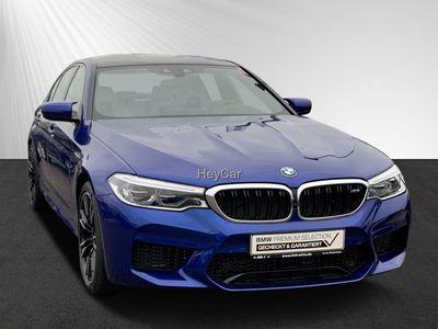 gebraucht BMW M5 xDrive LED Navi TV Massage 20''LM