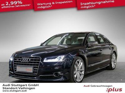 gebraucht Audi S8 plus 4.0 TFSI quattro tiptronic LED Keramik