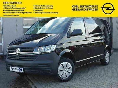 gebraucht VW Transporter T6Kasten Klima Tempomat
