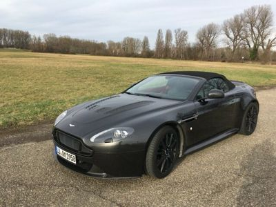 gebraucht Aston Martin V12 Vantage S Roadster Handschalter