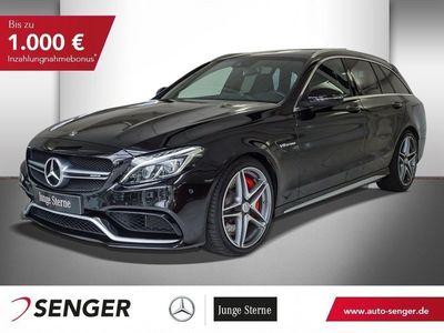 gebraucht Mercedes C63S AMG Mercedes-AMGT +COMAND+PANO+KAMERA+LED+