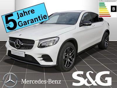 gebraucht Mercedes GLC350 d Coupe 4MATIC AMG-Line COMAND/LED/360°K