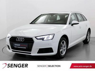 gebraucht Audi A4 Avant 2.0TDI S-tronic Navi Xenon Panoramadach
