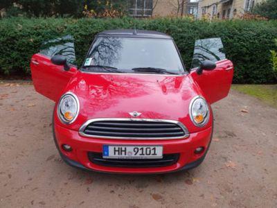 gebraucht Mini One Cabriolet Aut.