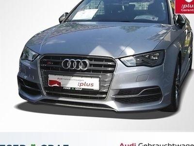 gebraucht Audi S3 Cabriolet S3 Cabrio 2.0 TFSI quattro 221 kW (300 PS) S tronic