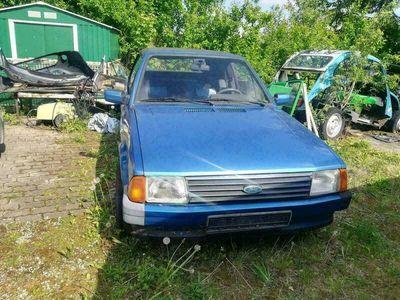 gebraucht Ford Escort Cabriolet Bj1984
